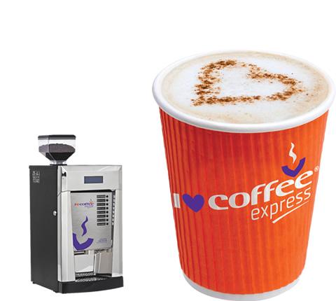 I Luv Coffee Express